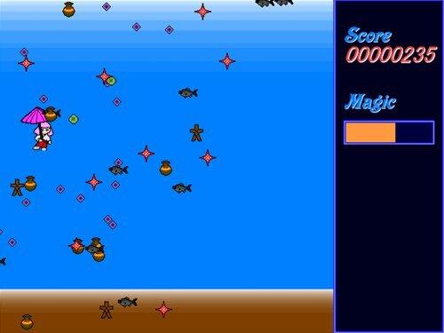 ふわふわ Game Screen Shot1