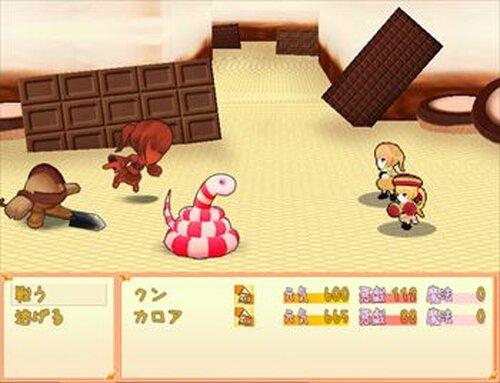 パティーアルツ Game Screen Shot5