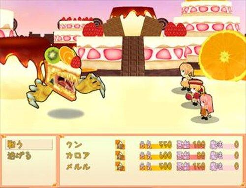 パティーアルツ Game Screen Shots
