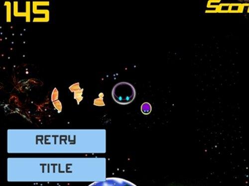 BlackHoleShip Game Screen Shot2