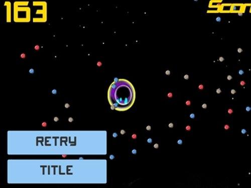 BlackHoleShip Game Screen Shot3