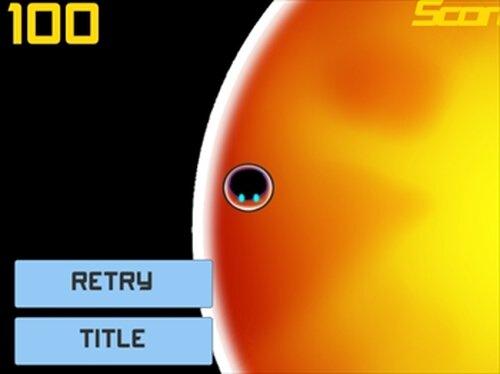 BlackHoleShip Game Screen Shot4