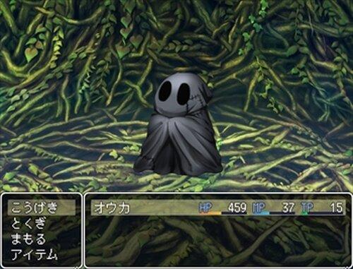 ツギハギエチュード Game Screen Shot5