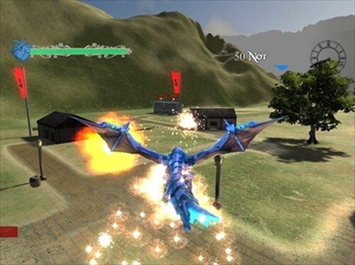 DragonAvenger Game Screen Shots