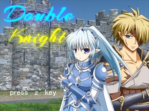 Double Knight Game Screen Shot2