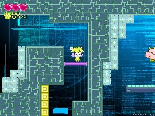 U〃ゅぇゑ£`⊂レ)→£ヽ Game Screen Shot