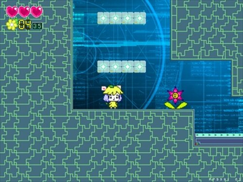 U〃ゅぇゑ£`⊂レ)→£ヽ Game Screen Shot5