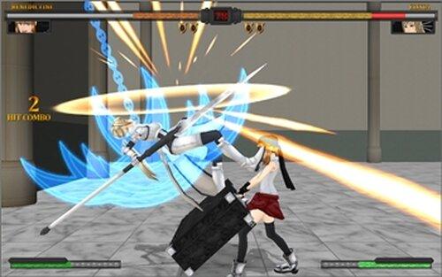 WildDisorder(ワイルドディスオーダー) Game Screen Shot3