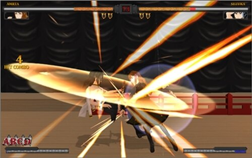 WildDisorder(ワイルドディスオーダー) Game Screen Shot4