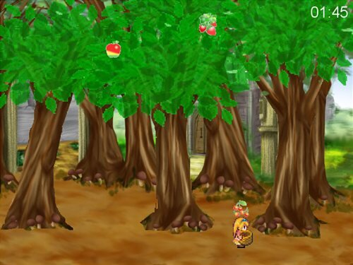 Very Merry Berry Game Screen Shot1