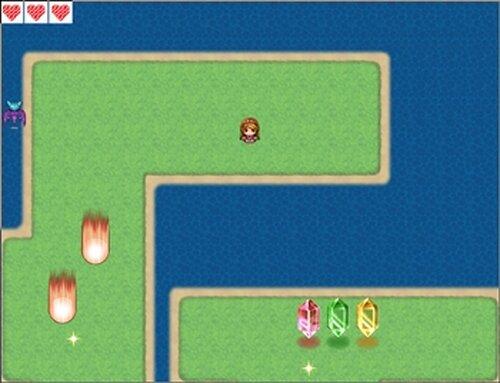 エレナの冒険(仮) Game Screen Shot3