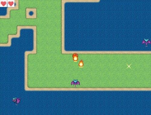 エレナの冒険(仮) Game Screen Shots