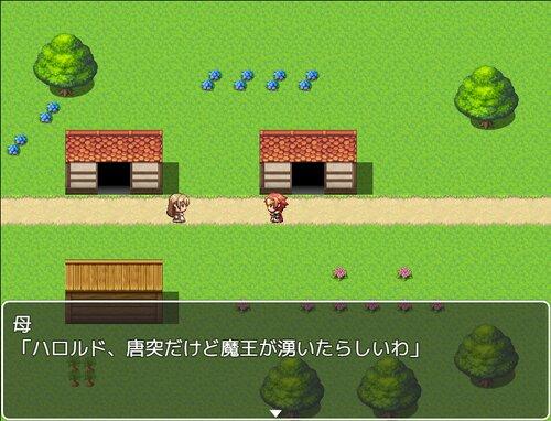 一本道勇者 Game Screen Shot1