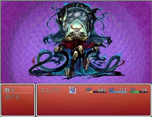 Itfellasmallisland Game Screen Shot4