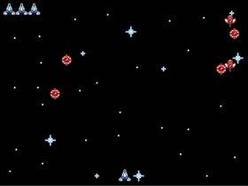 コスモガンナー Game Screen Shot2