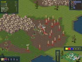 スバリアの傭兵 Game Screen Shot4