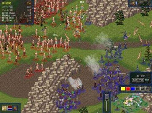 スバリアの傭兵 Game Screen Shots