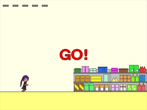 愛する人に手料理を作るしかない! Game Screen Shot