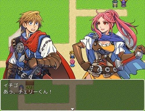 チェリー君の戦い Game Screen Shot5