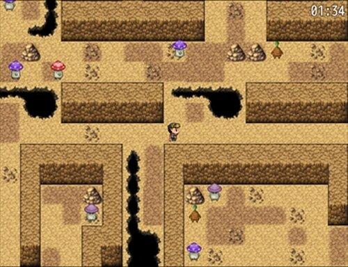 キノコ探しゲー Game Screen Shots