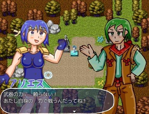 とつげき少女の恋戦記! Game Screen Shot2