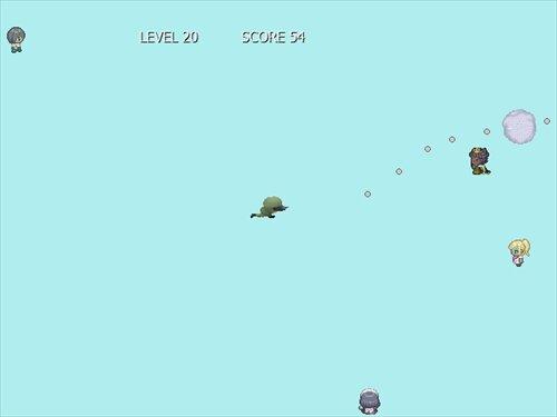 ゾンビワールド  Game Screen Shot1