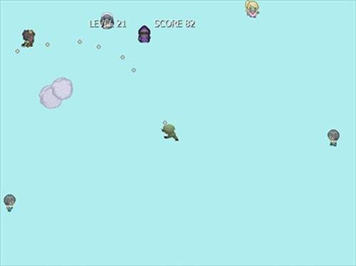 ゾンビワールド  Game Screen Shots