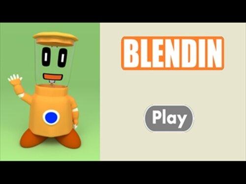 BLENDIN Game Screen Shots