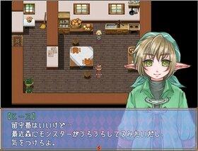 ゴッデスリトルラビット! Game Screen Shot2