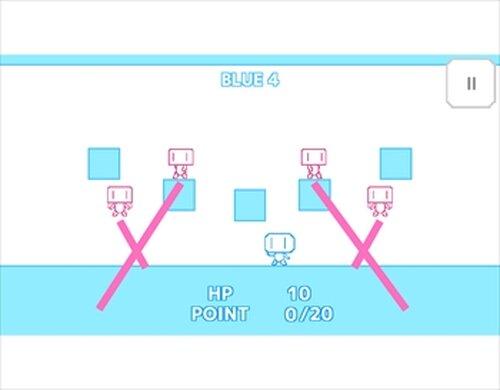 UECHO Game Screen Shots