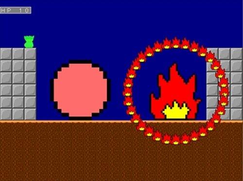 ヤシーユと偽りの魔王 Game Screen Shot3