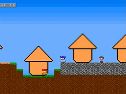 ヤシーユと偽りの魔王 Game Screen Shot4