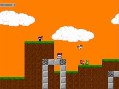 ヤシーユと偽りの魔王 Game Screen Shots