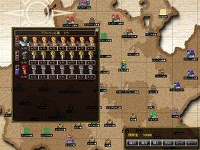 アストゥール戦記 Game Screen Shot3