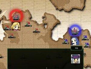 アストゥール戦記 Game Screen Shot