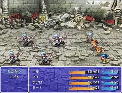 re_記憶(refine_memorys) Game Screen Shot5