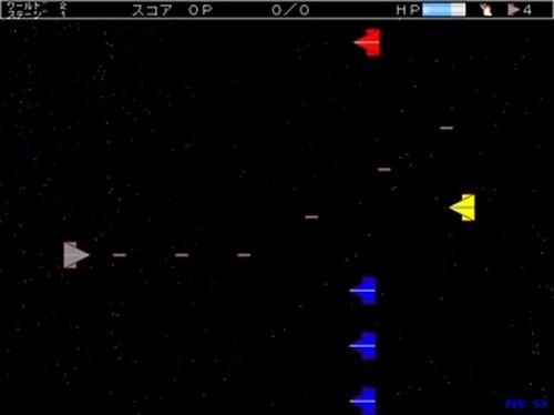 シンプルSTG Game Screen Shot3