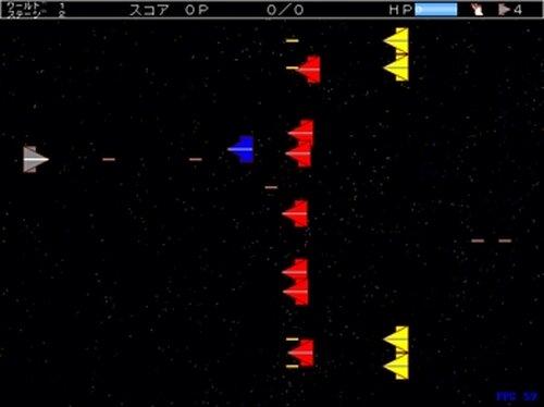 シンプルSTG Game Screen Shots