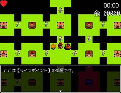 HITOGOMI QUEST Game Screen Shot3