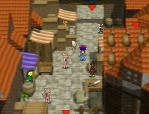 MonoX Game Screen Shot