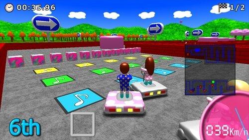 フィギュアカート Maker Game Screen Shot1