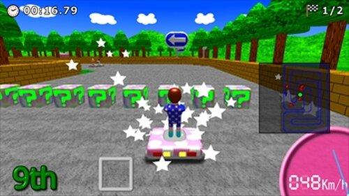 フィギュアカート Maker Game Screen Shot4