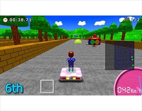 フィギュアカート Maker Game Screen Shots