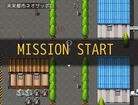 あばれるばぁさん Game Screen Shot2