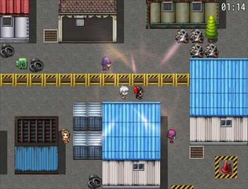 あばれるばぁさん Game Screen Shot3