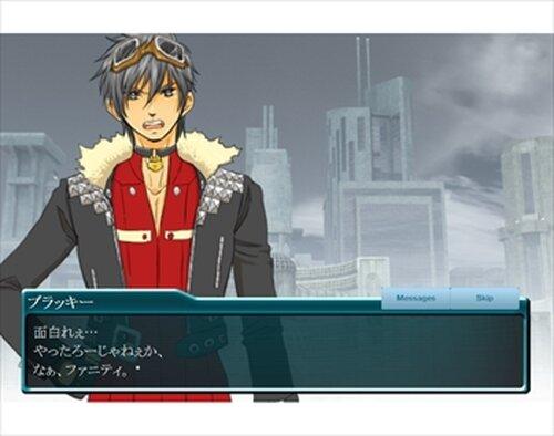 ノット・ファウンド Game Screen Shots
