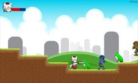 もみじの大冒険 Game Screen Shot3