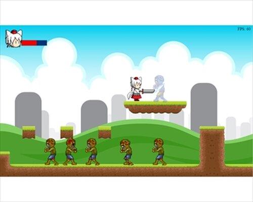 もみじの大冒険 Game Screen Shots
