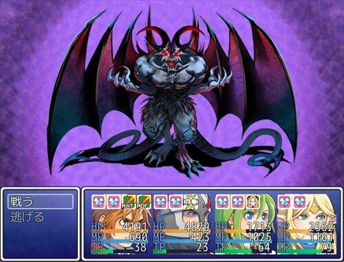 ラスボスを倒すゲーム Game Screen Shot1
