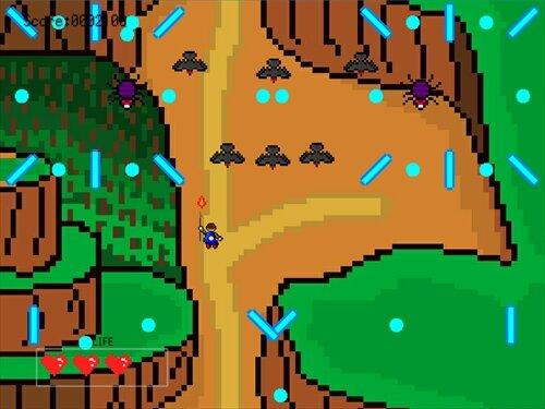 シークプラントシューティング Game Screen Shot1